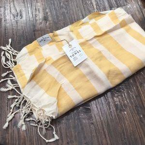 Other - Fair Seas Turkish Towel NWT